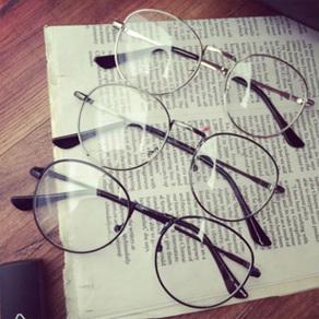 시즌템 감성 철테 안경