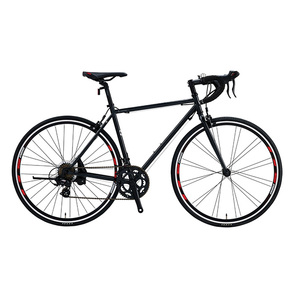 스마트자전거 스켈레톤 TR14 2016년형 시마노14단 크로몰리 로드 자전거, TR14블랙