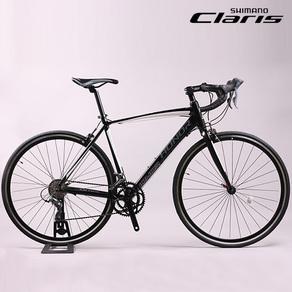 프로 메이드 아너 2400 로드 자전거 , 아너2400 블랙+레드 [70%조립 BOX]